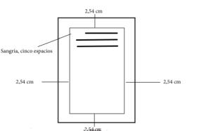 Como hacer documentos en formato apa