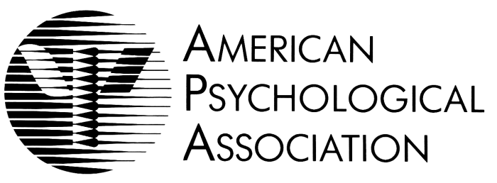 Logo de la American Psychological Association