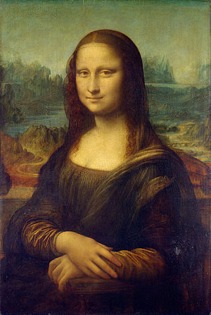 Figura 1. La Mona Lisa (Da Vinci, 1519).