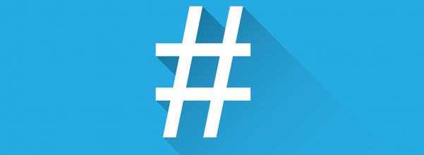 citar hashtag con formato APA